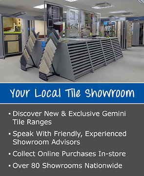 Your local tile showroom