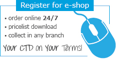 Register for CTD E-Shop
