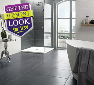 Get the Gemini Tile Look for Less