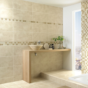 Natural Beauty Marfil Matt Tile - 600x300mm
