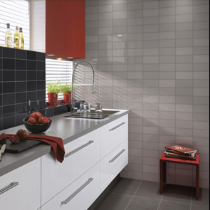 Savoy Dew Gloss Tile - 300x100mm