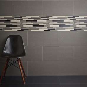 Johnson Tiles Modern Graphite Natural Tile - 600x300mm