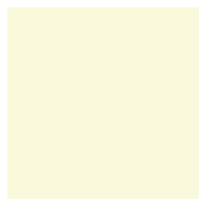 Reflections Ivory Satin Tile - 150x150mm