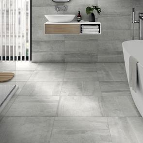 Province Ancient Stone Matt Tile - 495x495mm