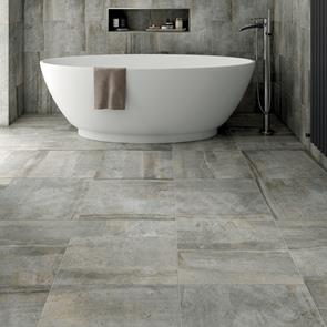 Province Urban Graphite Matt Tile - 495x495mm