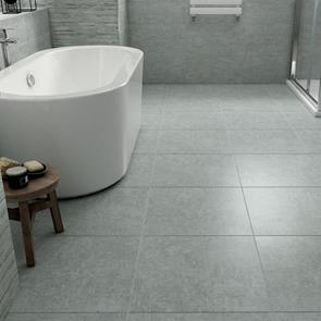 Franklin Titanium Matt Tile - 495x495mm