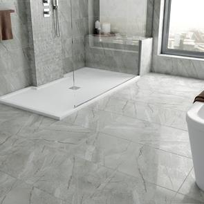 Palace Cool Slate Matt Tile - 495x495mm