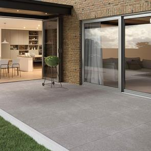Optimal Grafit Outdoor Tile - 900x600x20mm