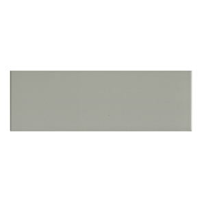 Step Grey Glossy Tile - 300x100mm