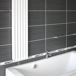 Elegant Antrasit Matt Tile 400x250mm Wall Tiles Ctd Tiles
