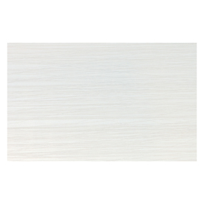 Elegant White Matt Tile - 400x250mm