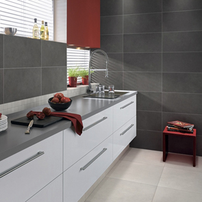 Vitra Sahara Grey Rectified Tile - 600x300 mm