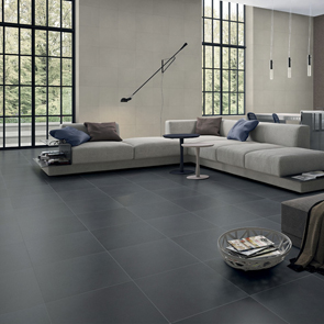 Vitra Sahara Antrasit Rectified Tile - 600x600 mm