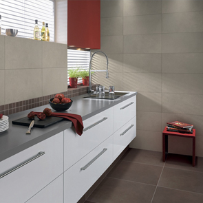 Vitra Sahara Soft Brown Rectified Tile - 600x600 mm