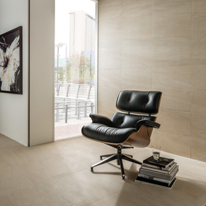 Pietra Pienza Beige Matt Rectified Tile - 600x600mm