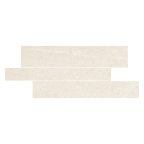 Pietra Pienza Rectified Beige Cut Decor 2 Tile - 600x300mm