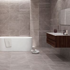 British Stone Grey Matt 600x300mm Wall Amp Floor Tiles