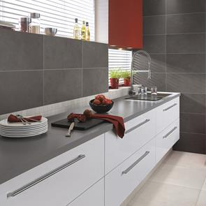 BK Brown Tile - 600x300mm