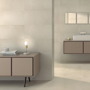 Sintesis Marfil Mountain Tile - 600x300mm