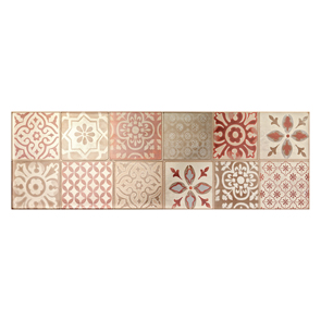 Frame Decoro Cream Tile - 760x250mm