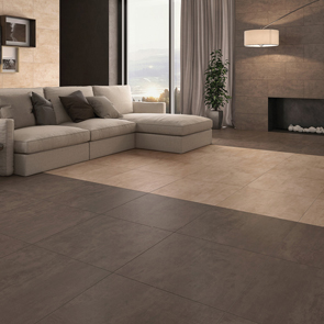 Metro Schlamm Tile - 300x300mm