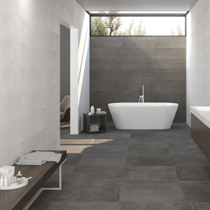 Bridge White Matt Tile - 690x240mm