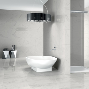Classic White Tile - 690x240mm