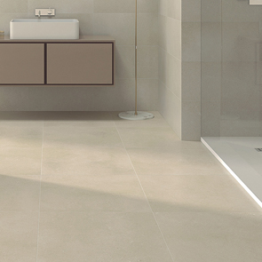 Studio Limestone HD White Bold Tile - 600x600mm