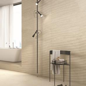 Rock Beige Concept Tile - 690x240mm