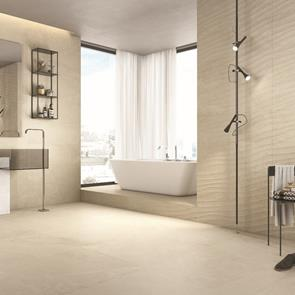 Rock Beige Tile - 600x600mm