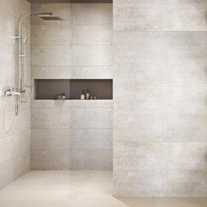 Handcrafted Beige Tile - 600x300mm