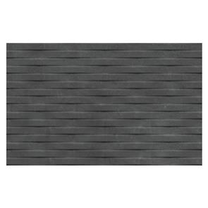 Cement Tech Mini Anthracite Décor Tile - 400x250mm