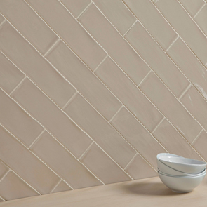 Poitiers Pearl Gloss Tile - 150x75mm
