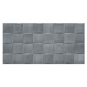 Barrington Art Graphite Tile - 500x250mm
