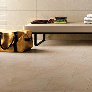 Stow 2 Cream Matt Tile - 450x450mm
