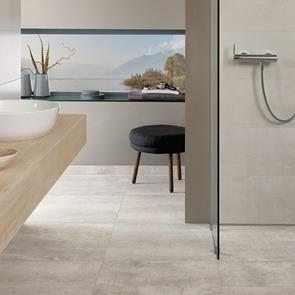 Cayman Chalk Matt Tile - 600x600mm