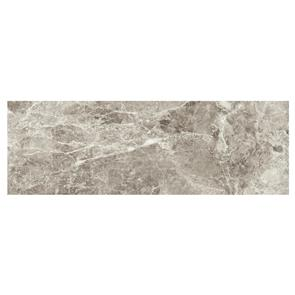 Tundra Sky Grey Gloss Wall Tile - 900x300mm