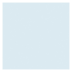 Reflections Light Blue Tile - 150x150mm