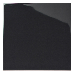 Reflections Black Tile - 200x200mm