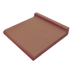 Quarry Red Cove Tile - 150x150mm