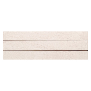 Stone by Stone Beige Scored Tile - 600x200mm