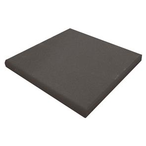 Quarry Black RE Tile - 150x150mm