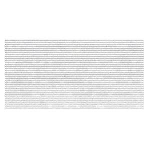 Stix White Line Décor Tile - 600x300mm