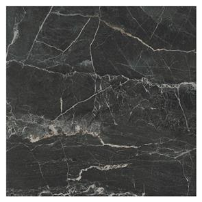 Marmori St Laurent Black Matt Tile - 600x600mm