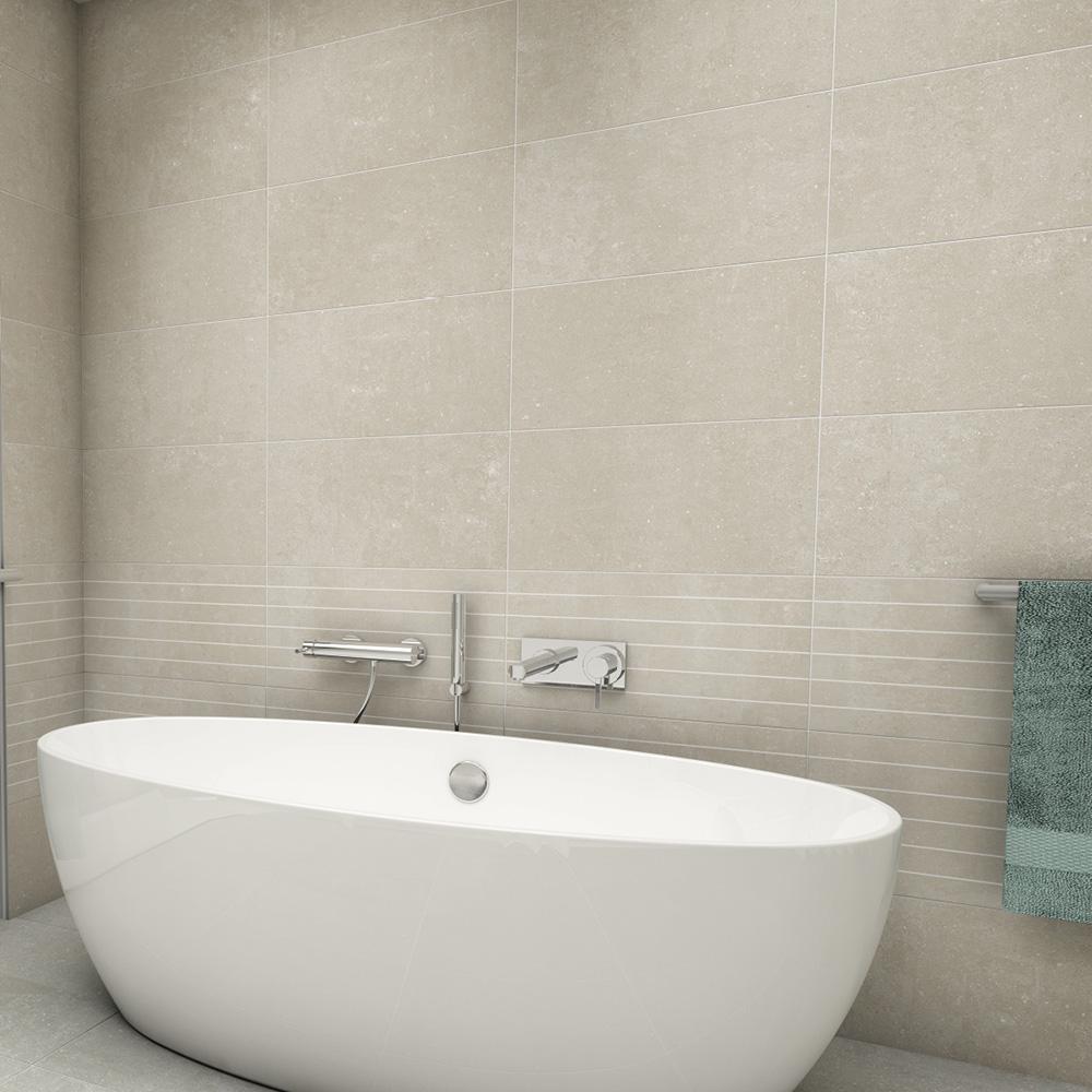 York Stone Matt Tile 600x300mm - Wall & Floor Tiles - CTD Tiles