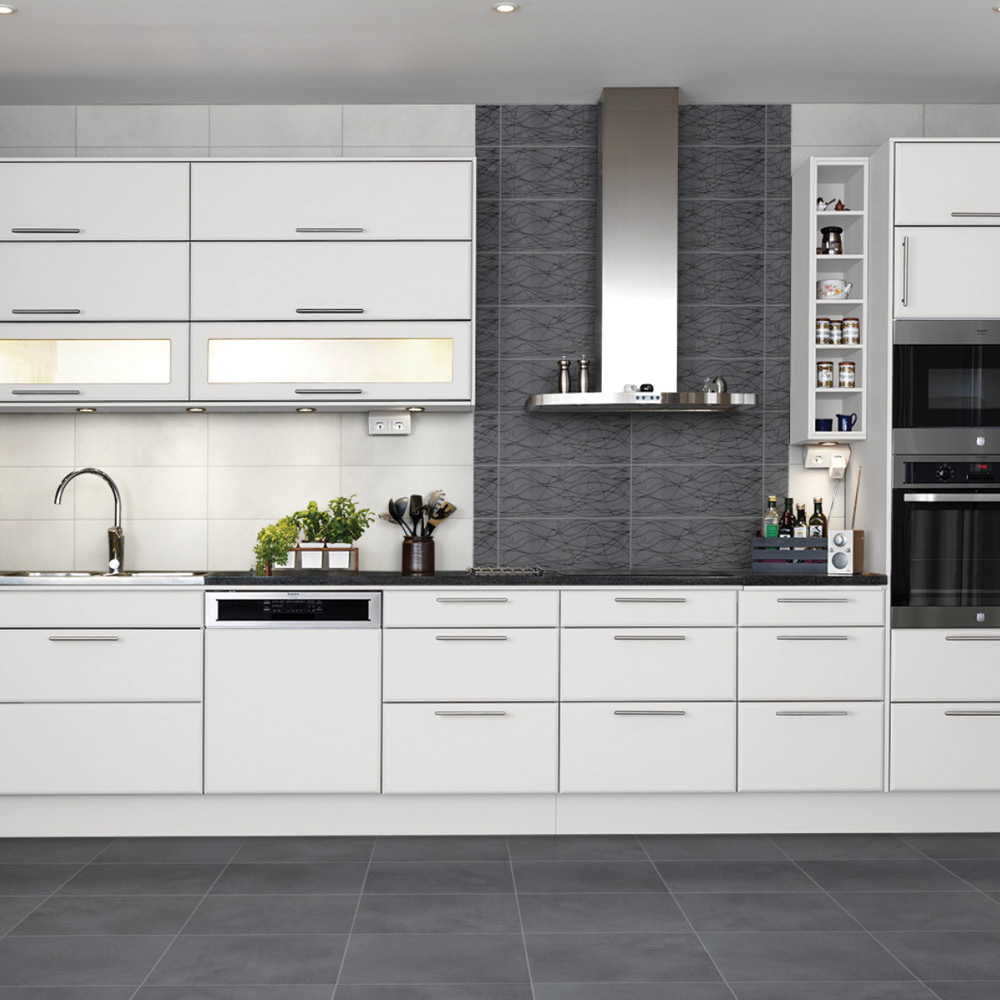 Bloom antracite tile 450x450mm floor wall tiles ctd tiles doublecrazyfo Choice Image