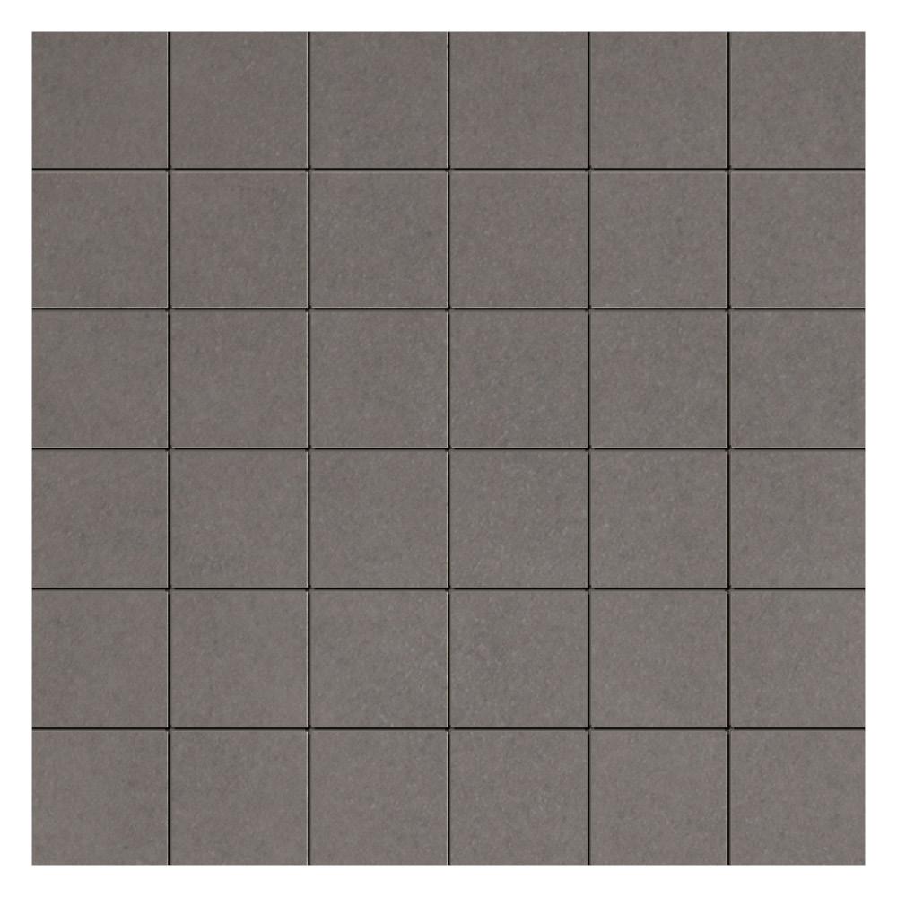Sahara Grey Mosaic Tile 50x50mm Sheet 300x300mm