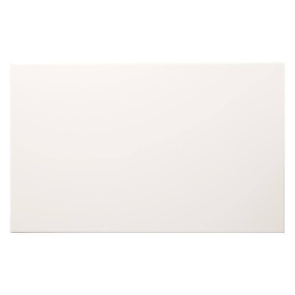 Streamline White Matt Tile 400x250mm Wall Tiles Ctd Tiles
