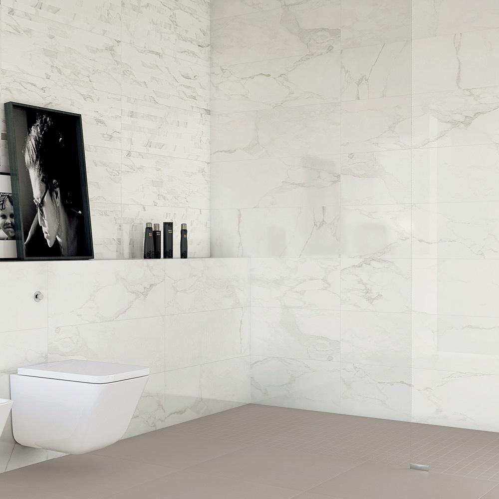 Natura Calacata Tile 600x300mm - Wall & Floor Tiles - CTD Tiles