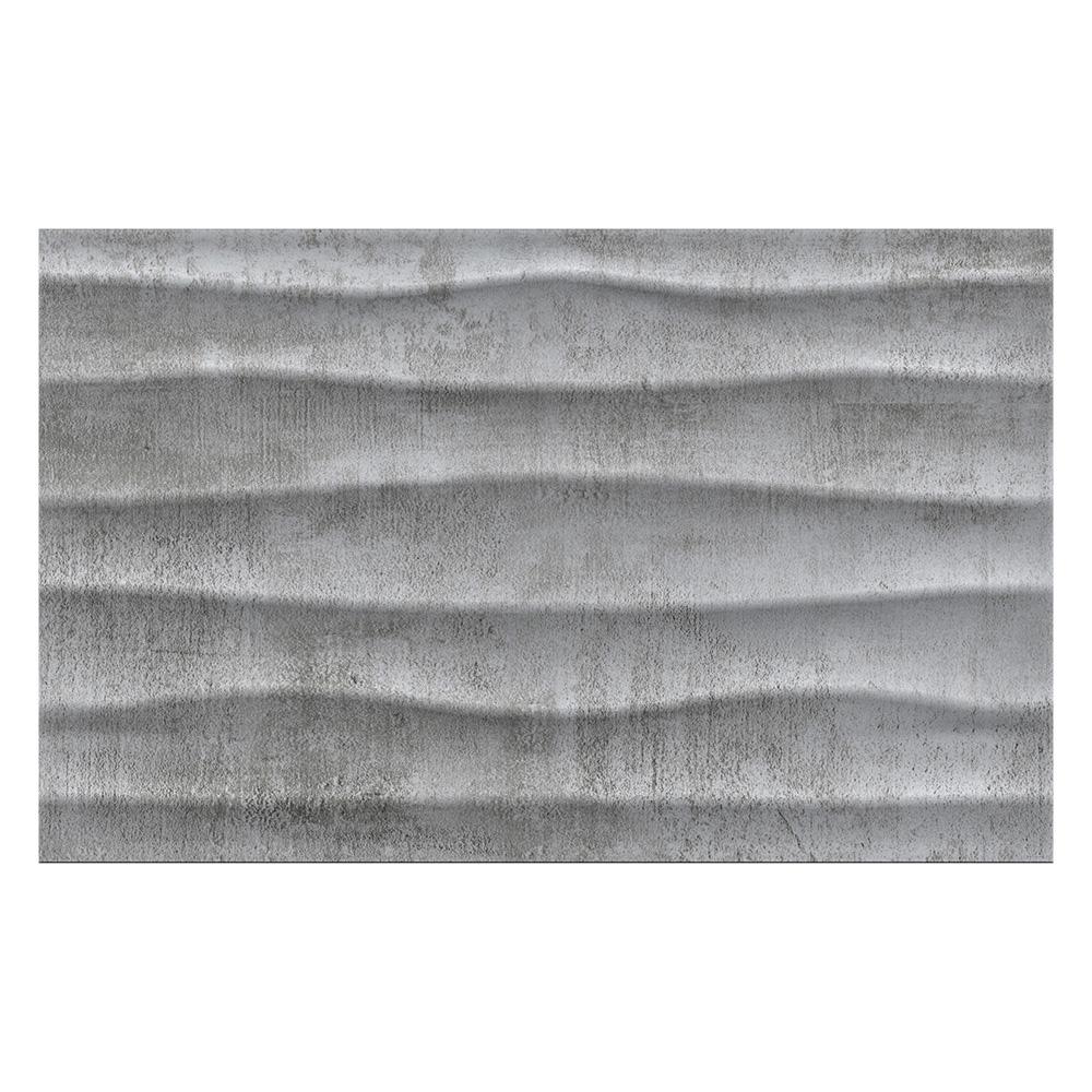 Cosy Grey D 233 Cor Matt Tile 400x250mm Feature Wall D 233 Cor